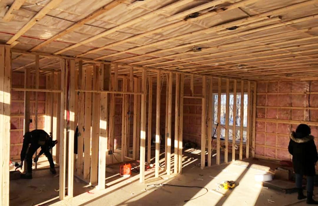 Covem Construction Structure Interieur
