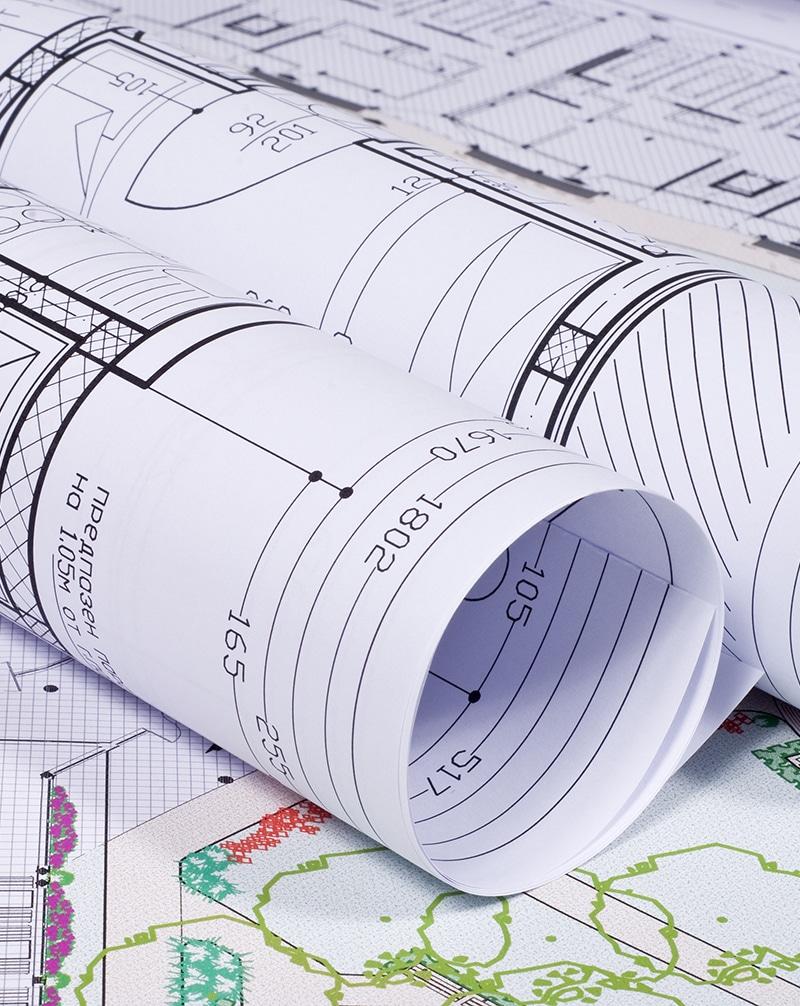 Covem Construction Plan Architecte